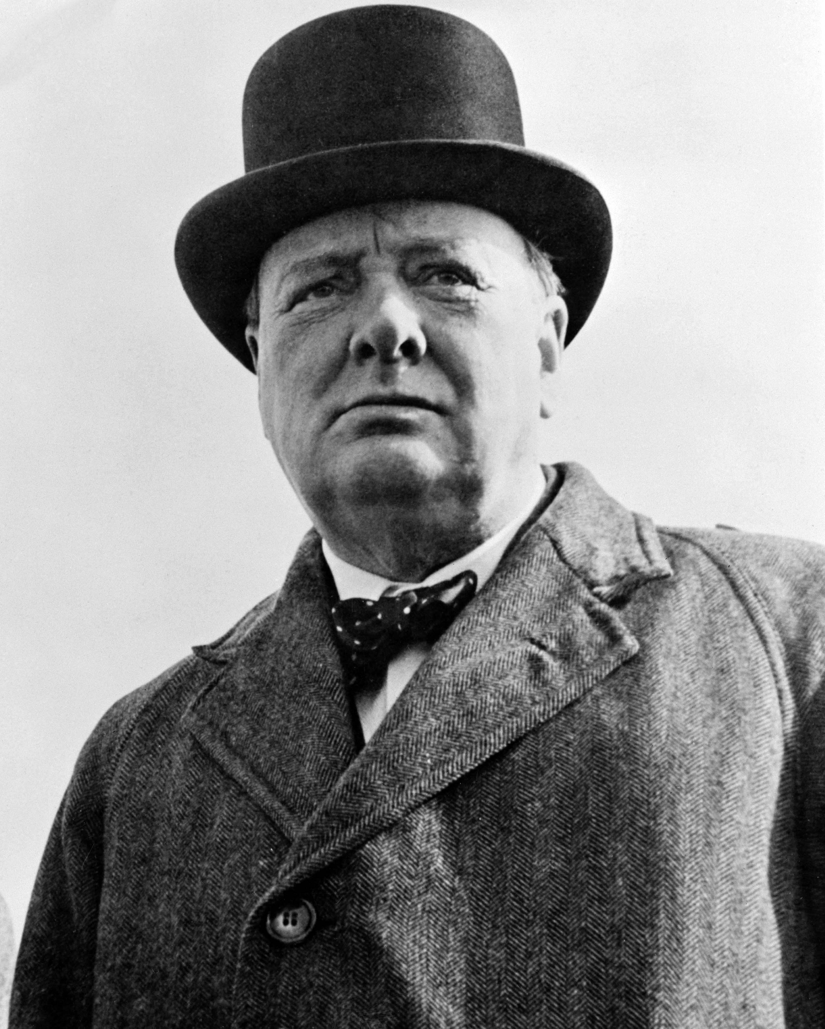 2012 Cigar Coop Hall of Fame Inductee: Winston Churchill