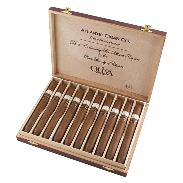 Cigar Preview: Oliva Atlantic Cigar 15th Aniversario Diadema