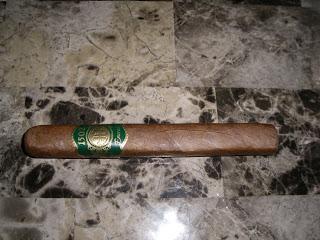 Cigar Review: 1502 Emerald