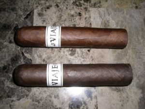 "Cigar Preview: Viaje WLP Stuffed Turkey 2012 ""White Meat"" and ""Dark Meat"""