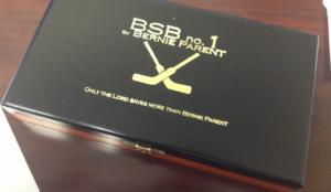 News: Initial Retailers for Rocky Patel BSB #1 Bernie Parent Cigar Announced