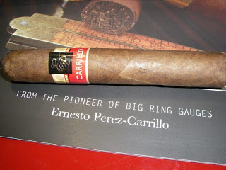 2012 Cigar of the Year Countdown: #27: E.P. Carrillo Cardinal Natural (Part 4 of Epic Encounters 2012)