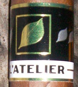 Cigar Preview: L'Atelier Selection Spéciale (LAT46 SS)