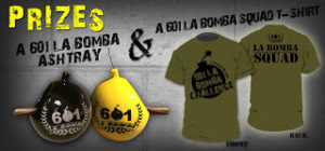 Press Release: Espinosa Premium Cigars Presents the 601 La Bomba Challenge