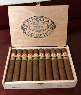 Press Release: Fonseca Cubano Exclusivo