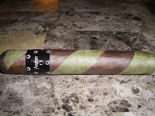 Cigar Review: Asylum 13 Ogre