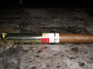 Cigar Review: E.P. Carrillo Medalla D' Oro (Federal Cigar 92nd Anniversary Cigar)