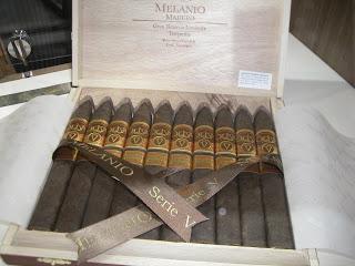 Cigar Preview: Oliva Serie V Melanio Maduro