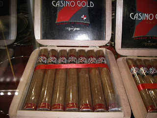 Cigar Preview: Casino Gold HRS by Royal Gold Cigars