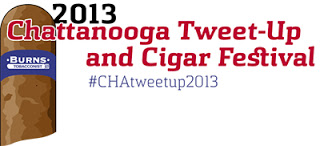 Press Release: 2013 Chattanooga Tweet-Up and Cigar Festival