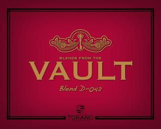 Cigar Preview: Toraño Vault D-042