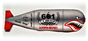 "Press Release: Limited Edition 601 La Bomba Maduro ""Warhead"" To Be Introduced at IPCPR 2013"