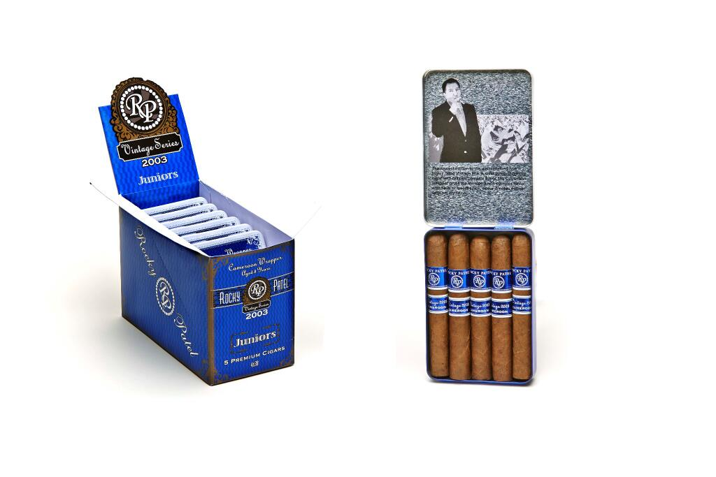 Cigar Preview: Rocky Patel Vintage 2003 Cameroon Juniors