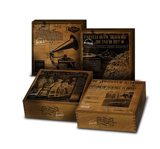 Cigar Preview: Foundry War of Currents Small Batch (The Inventions)
