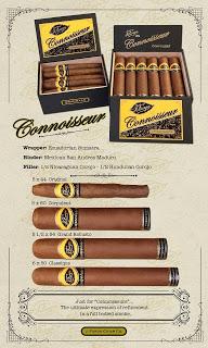 Cigar Preview: J. Fuego Connoissuer