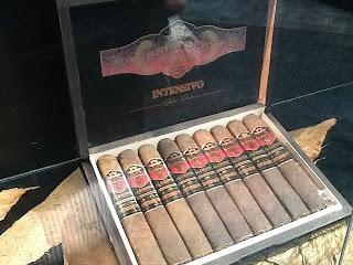 Cigar Preview: Kristoff Galerones Intensivo