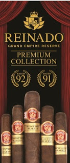 Cigar Preview: REINADO Grand Empire Reserve Premium Collection  Adds Three New Sizes