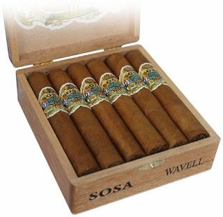 Cigar Preview: Sosa Auric Perfectum