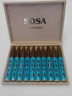 Cigar Preview: Sosa Limitado