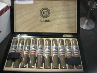 Cigar Preview: VegaFina Sumum Edición Especial 2012 by Altadis USA