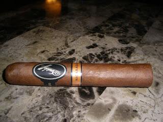 Cigar Review: Davidoff Nicaragua (Robusto)