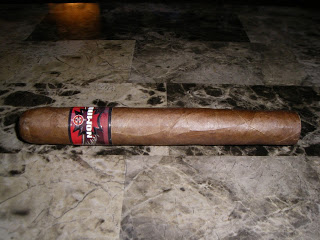 Cigar Review: Nomad LE Esteli Lot 1386