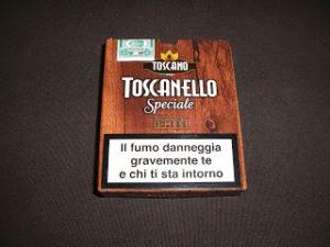 Cigar Review: Toscanello Speciale