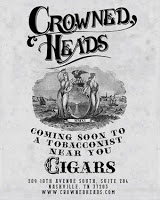 News: Crowned Heads Headley Grange Drumstick (Cigar Preview)