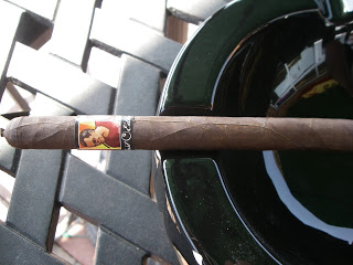 Cigar Review: Ortega Wild Bunch 2013 Fast Eddie Eight-Ball