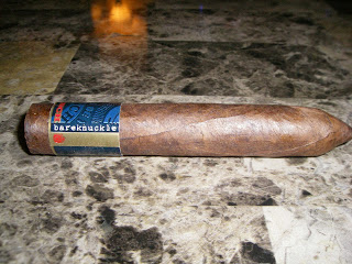 Cigar Review: Punch Bareknuckle