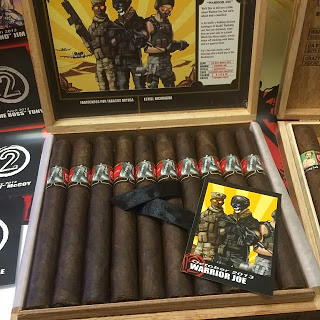 News: Ortega Wild Bunch 2013 Warrior Joe Bushmaster (Cigar Preview)