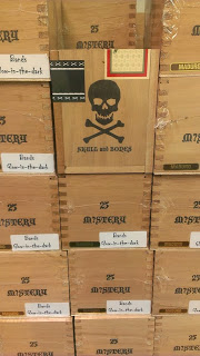 News: Viaje to Release Skull and Bones M?stery 2013 Edition (Cigar Preview)