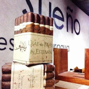 News: Leaf and Bean by Esteban coming to Leaf and Bean Shops (Cigar Preview)