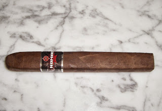 Cigar Review: Nomad S-307