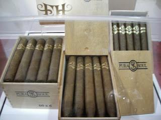 News: Fabricas Unidas Officially Launches Pura Soul Cigars (Cigar Preview)