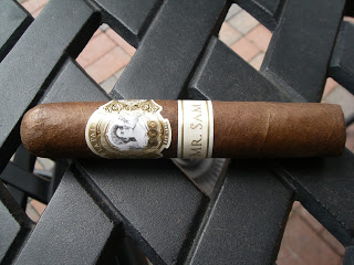 2013 Cigar of the Year Countdown: #27: La Palina Collection Mr. Sam (Part 4 of Epic Encounters 2013)