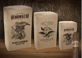 Cigar News: Drew Gives Update MUWAT Kentucky Fire Cured Release