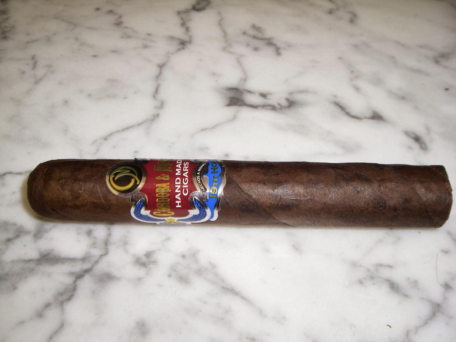 Cigar Review: Córdoba & Morales 19th Hole