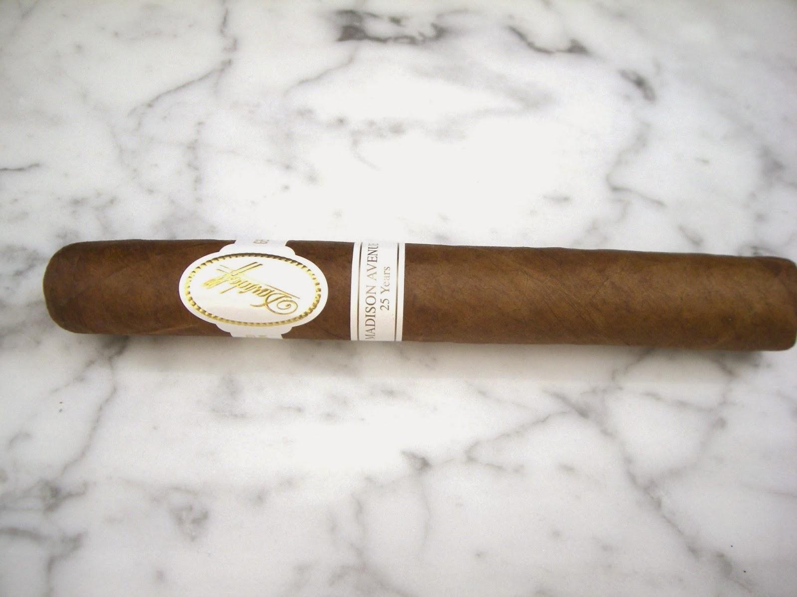 Cigar Review: Davidoff Madison Avenue 25th Anniversary