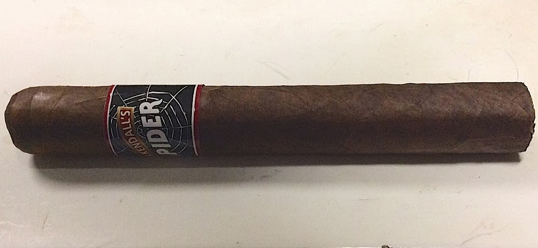 Cigar Review: K.A. Kendall's Spider by 7-20-4 Cigars