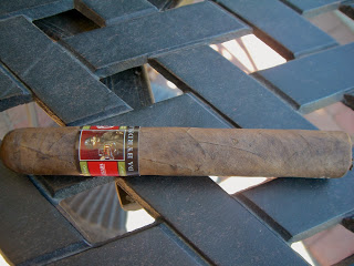 Cigar Review: Ortega Wild Bunch 2013 Da Byrdman Boys Club