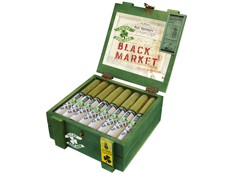 Cigar News: Alec Bradley Black Market Filthy Hooligan Second Edition (Cigar Preview)