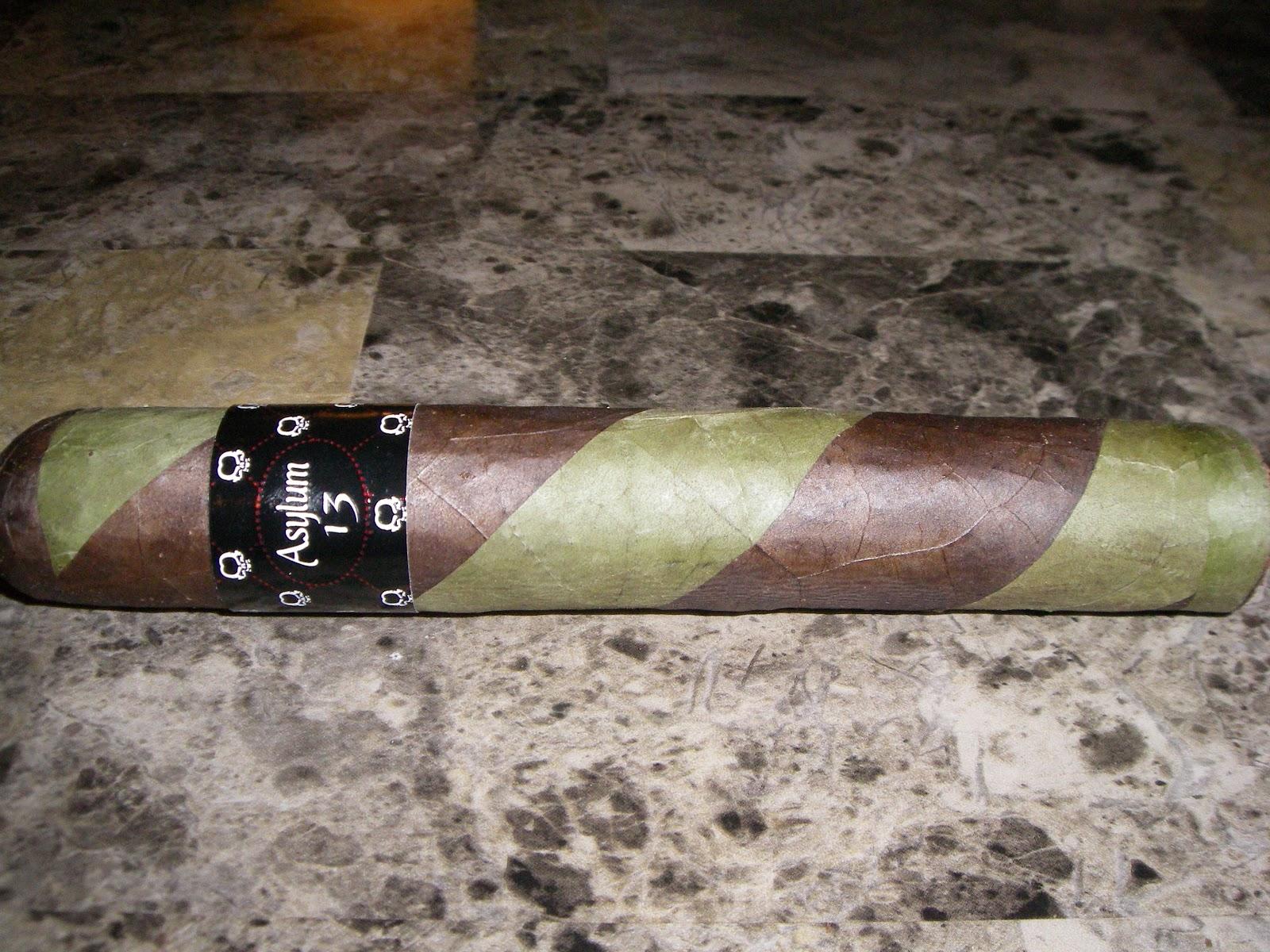 Cigar News: Asylum 13 Ogre Line to Add Three New Vitolas (Cigar Preview)