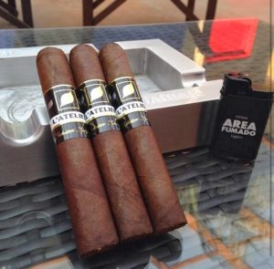 Cigar News: L'Atelier Selection Spéciale Robusto for Event Only (Cigar Preview)