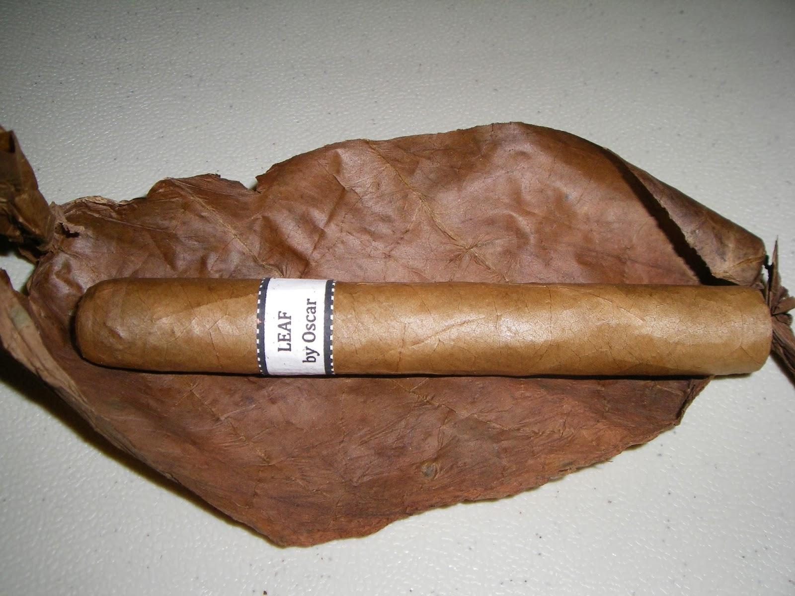 Cigar Review: Leaf by Oscar Connecticut