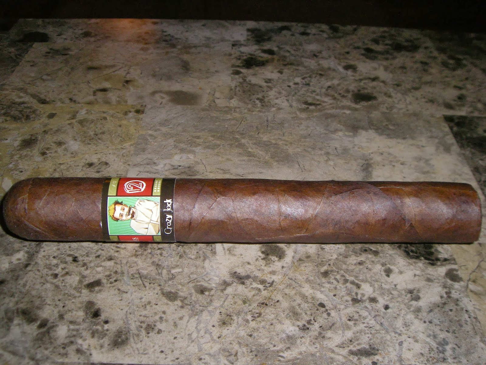 Cigar Review: Ortega Wild Bunch 2013 Crazy Jack Psycho