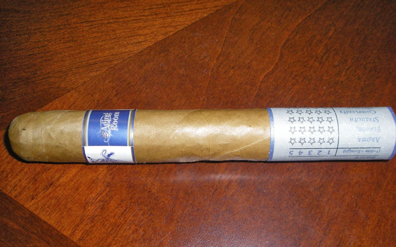 Cigar Review: Aging Room WildPack T248 (WP-1)