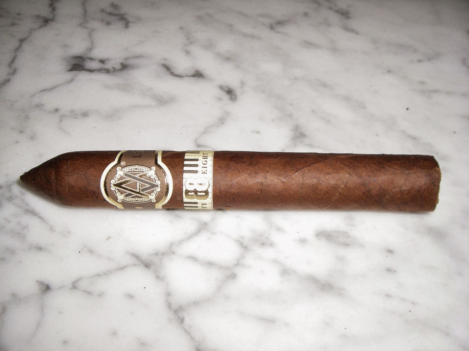 Cigar Review: Avo Limited Edition 2014 – Avo 88