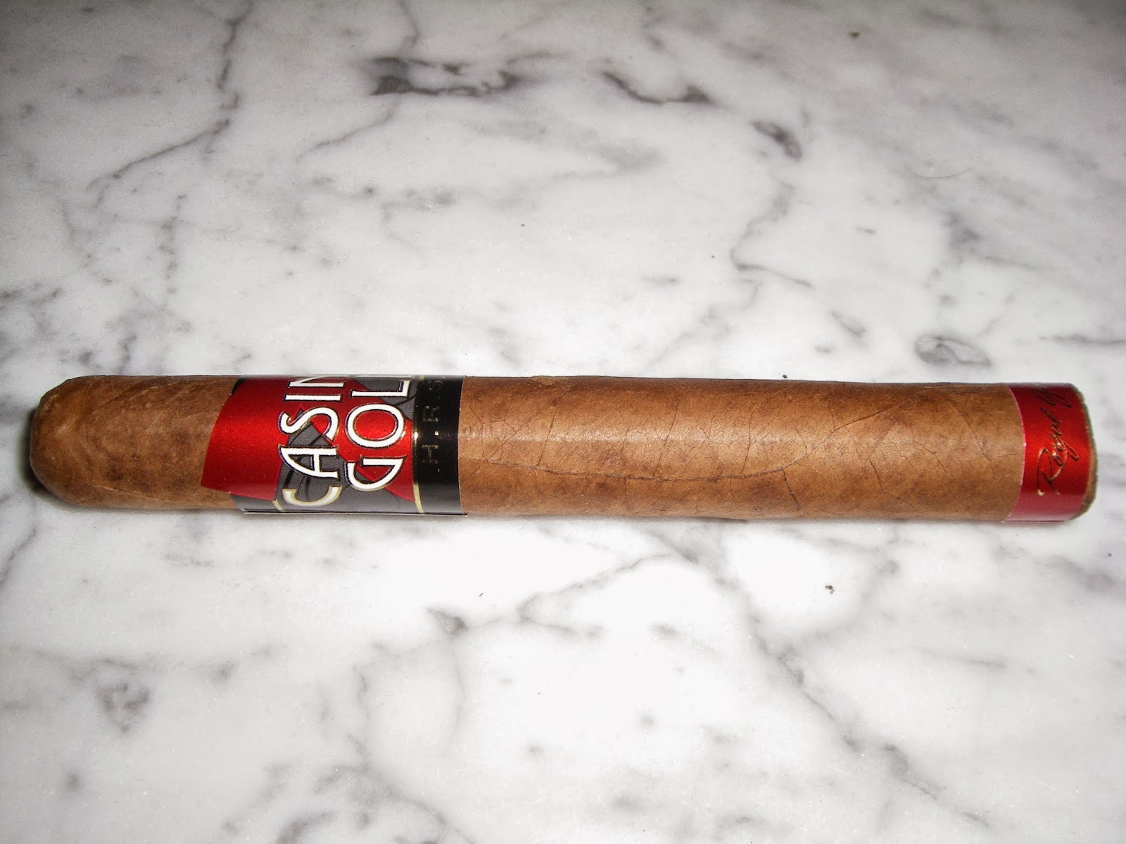 Cigar Review: Casino Gold H.R.S. by Royal Gold Cigars