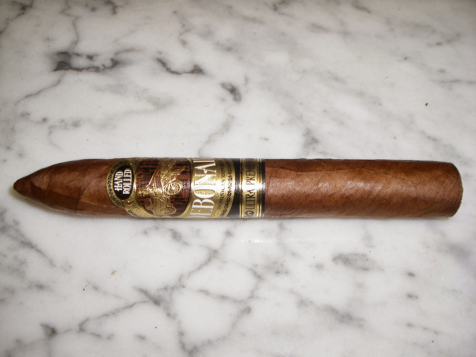 Cigar Review: Debonaire Belicoso